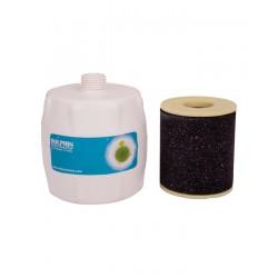 فیلتر دوش حمام با کربن لوله ای فشرده